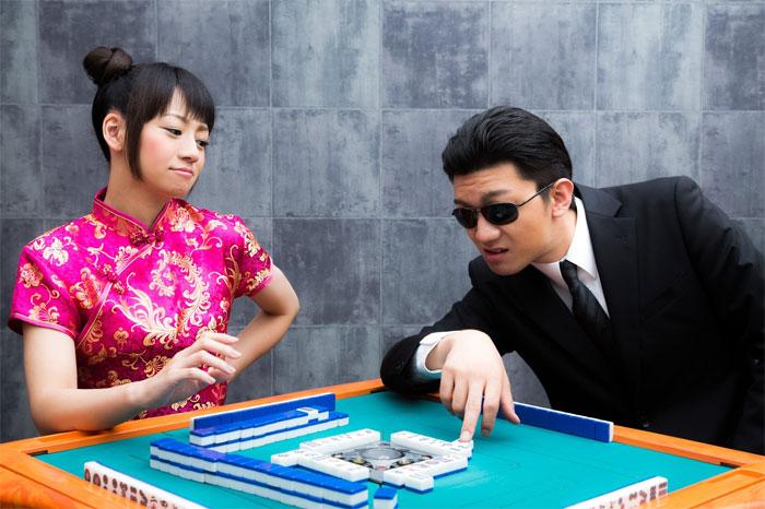 麻雀やギャンブル系