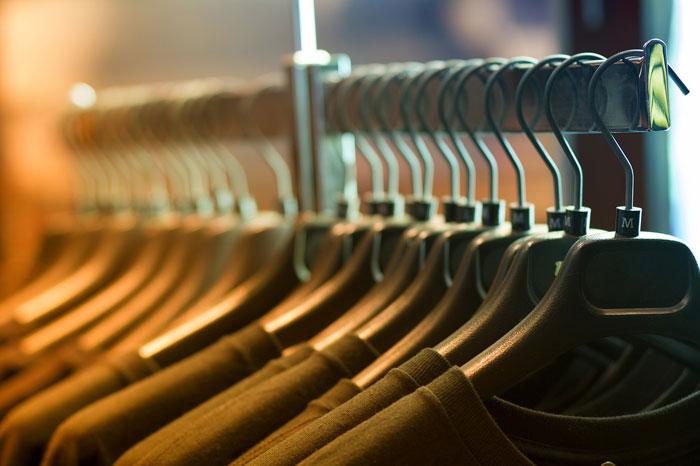 洋服屋の経営
