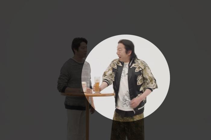 キリン一番搾りのCMで古田新太さんが着ているスカジャンはコレ