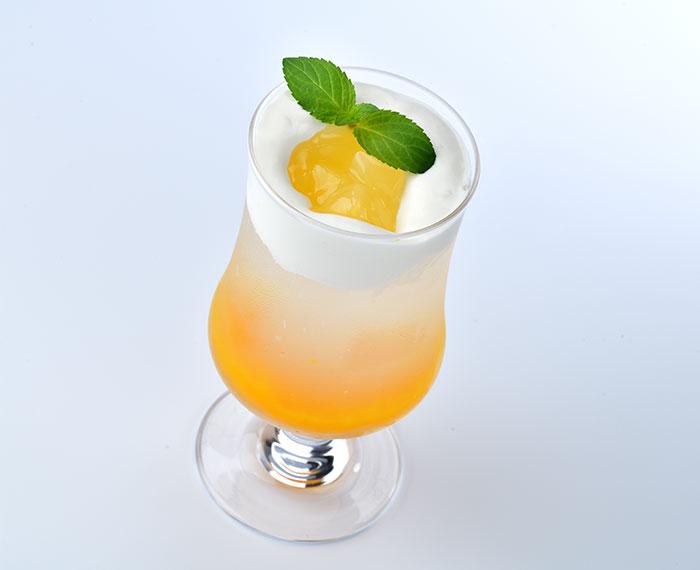 オレンジオーシャンジュース
